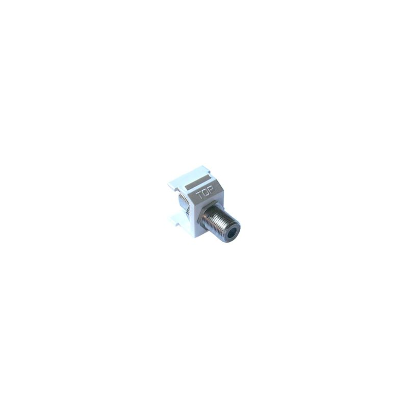 Lutron CON-1C Architectural F Style Cable Jack Connector for use with Sale $8.20 ITEM: bci1849866 ID#:CON-1C-WH UPC: 27557062084 Lutron CON-1C Architectural F Style Cable Jack Connector for use with Six Port Frames Add a 75 Ohm F-style coaxial cable connector jack to your compatible Lutron 6 port frame for the perfect setup for your application. Lutron CON-1C Features: For use with 6-port frames Connectors snap in easily--no tools required The story of Lutron began in a makeshift lab in a New York City home in 1959 where Joel Spira emerged with a radical new innovation in home lighting: the solid-state rotary dimmer. In almost 50 years of innovation, Lutron has invented hundreds of lighting control devices and systems, and expanded their product offering from 2 products to 15,000. Lutron dimmers not only set the perfect mood in a home, they also reduce energy consumption and extend lamp life. Taken as a whole, Lutron light controls have reduced electrical use by 9.2 billion kWh, reducing their customers' electric bills by $1 billion annually. The company has advanced the technology of lighting control while focusing on exceptional quality and design. Since the beginning, the company has maintained exceptional service, offering 24-hour technical support for its products, and a friendly customer service department. :