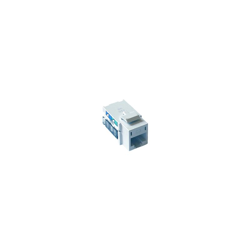 Lutron CON-1P-C3 Architectural 8 Conductor RJ45 Category 3 Connector Sale $7.97 ITEM: bci1849872 ID#:CON-1P-C3-WH UPC: 27557062107 :