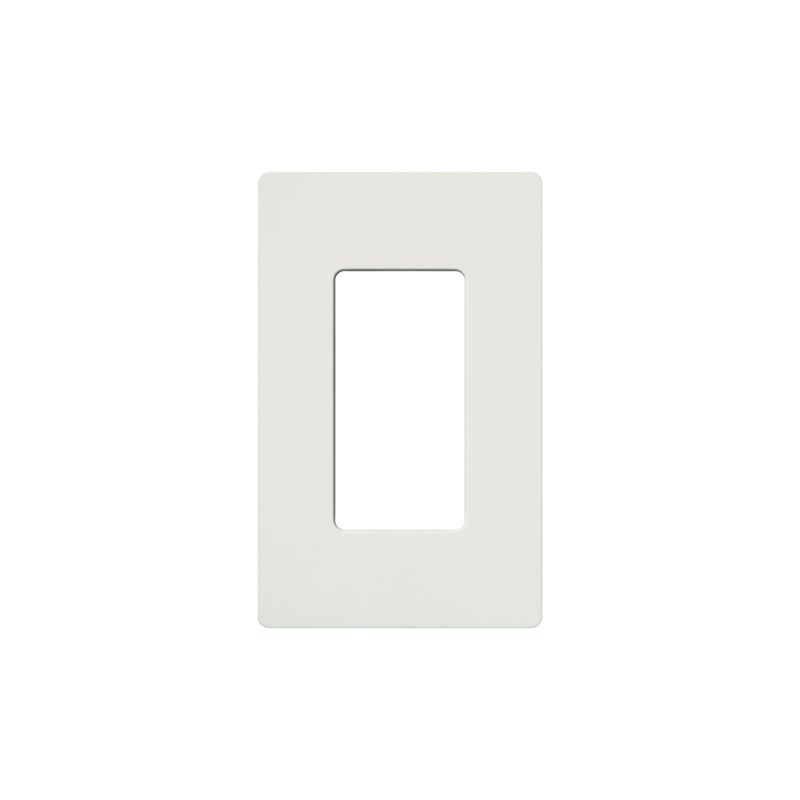 Lutron CW-1-96 Claro Contractor 96 Pack of Single Gang Designer Wall