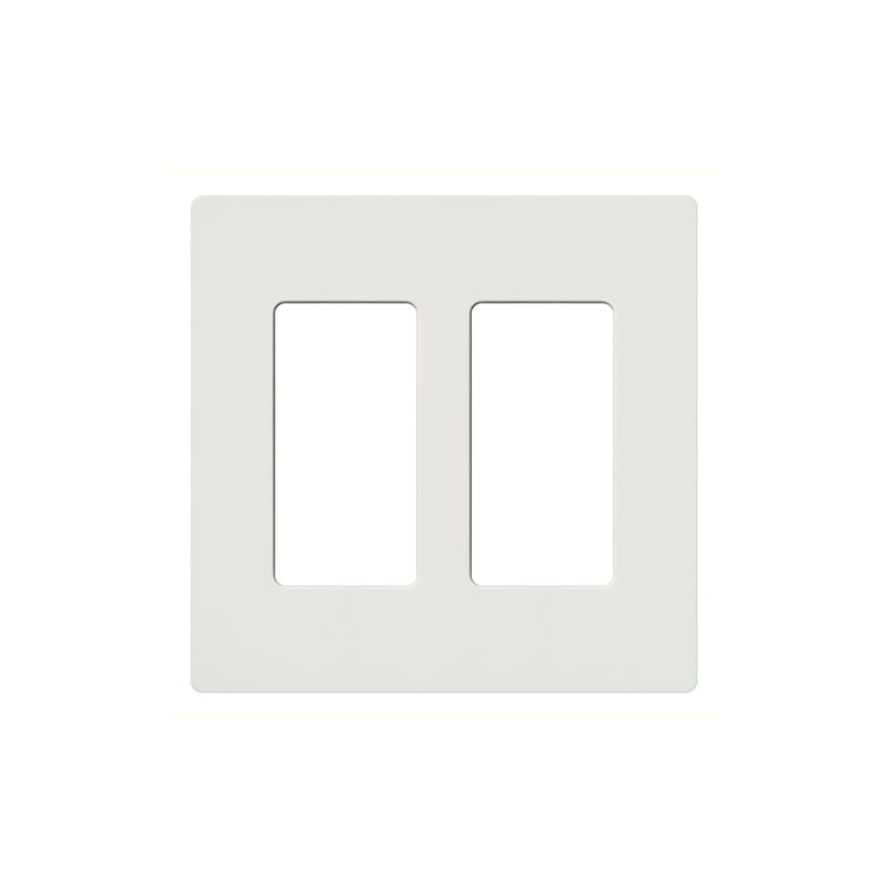 Lutron CW-2-48 Claro Contractor 48 Pack of Two Gang Designer Wall
