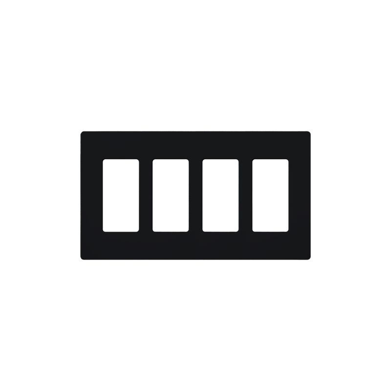 Lutron CW-4-12 Claro Contractor 12 Pack of Four Gang Designer Wall Sale $189.60 ITEM: bci1850000 ID#:CW-4-BL-12 UPC: 27557163163 :