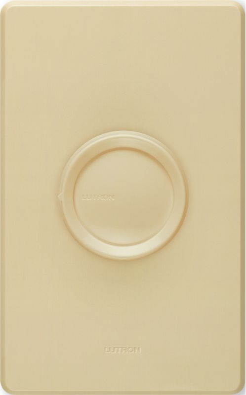 Lutron D-600P Rotary 120 Volt 600 Watt Single Pole Sale $8.42 ITEM: bci294045 ID#:D-600P-IV UPC: 27557670005 :