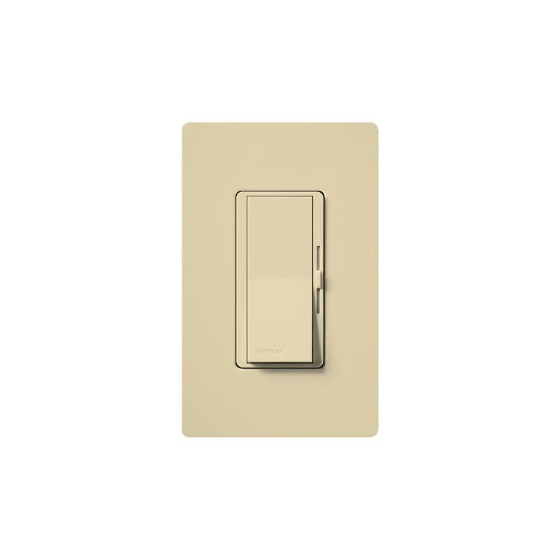 Lutron DV-103P Diva 1000 Watt 120 Volt Single Pole 3-Way Preset Dimmer Sale $73.53 ITEM: bci1850057 ID#:DV-103P-IV UPC: 27557688000 :
