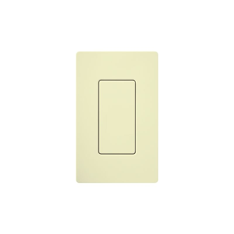 Lutron DV-BI Claro Designer Blank Insert Almond Indoor Lighting Wall