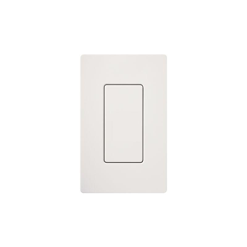 Lutron DV-BI Claro Designer Blank Insert White Indoor Lighting Wall