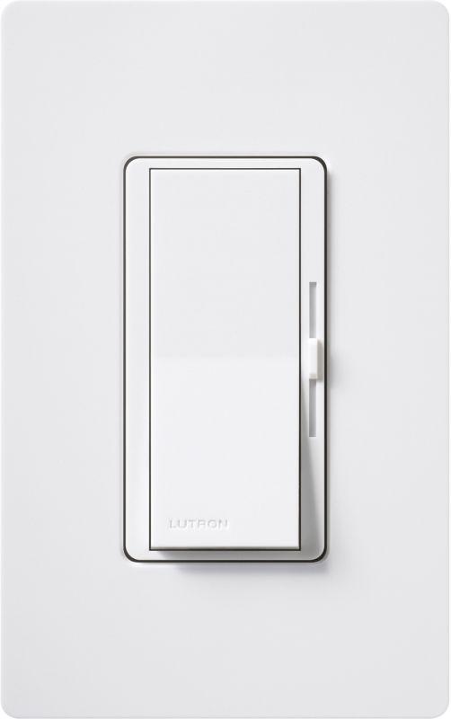 Lutron DVLV-600P Diva 450 Watt 120 Volt Single Pole Magnetic Low Sale $48.80 ITEM: bci296070 ID#:DVLV-600P-WH UPC: 27557687515 :