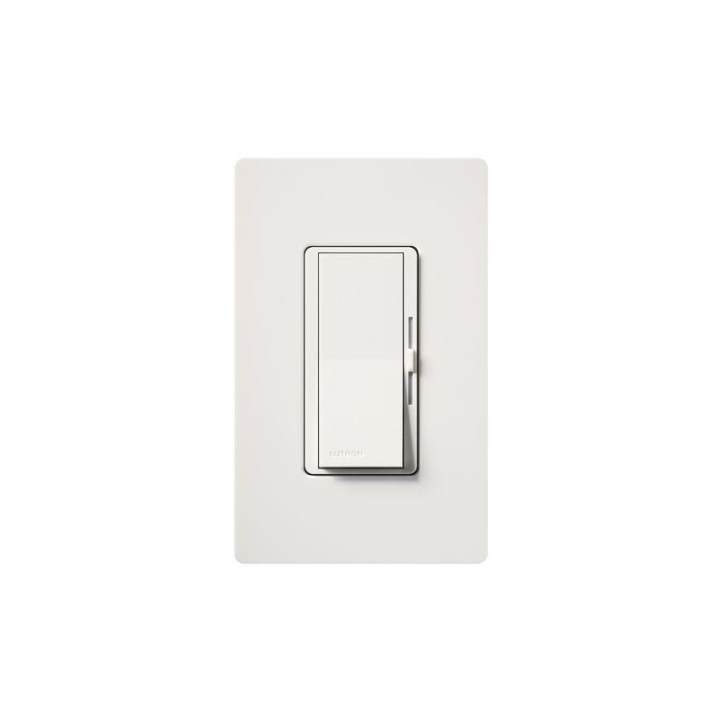 Lutron DVW-603PGH Diva 600 Watt 120 Volt Single Pole/3-Way Sale $31.44 ITEM: bci1850522 ID#:DVW-603PGH-WH UPC: 27557589185 :
