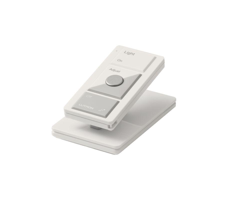 Lutron L-PED1 Pico Single Mount Pedestal for Wireless Controller White