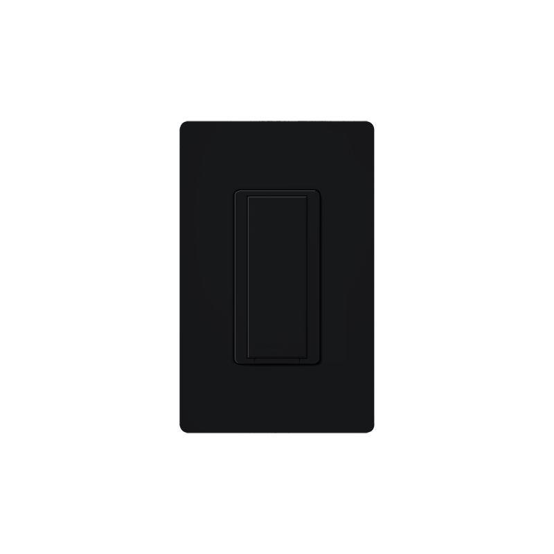 Lutron MA-AS Maestro 120 Volt Companion Switch Black Lighting Controls