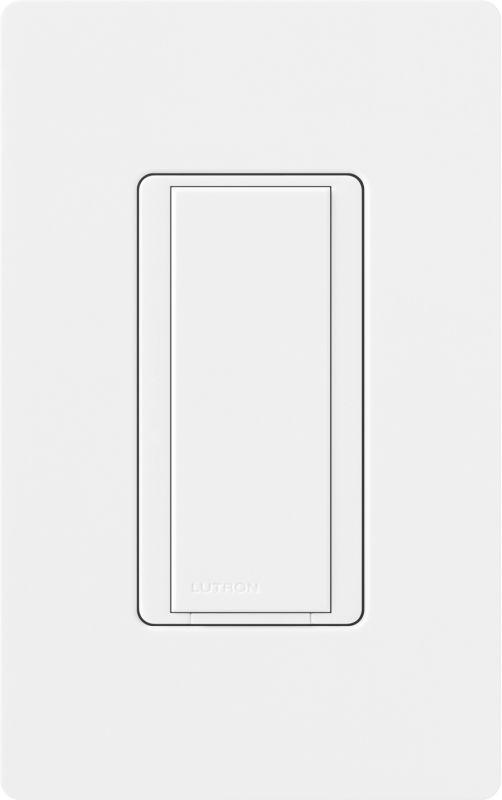 Lutron MA-AS Maestro 120 Volt Companion Switch White Lighting Controls
