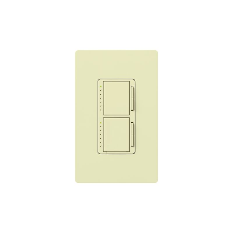 Lutron MA-L3L3 Maestro 120 Volt 300 Watt Single Pole Dual Digital Fade Sale $57.37 ITEM: bci1851940 ID#:MA-L3L3-AL UPC: 27557411387 :