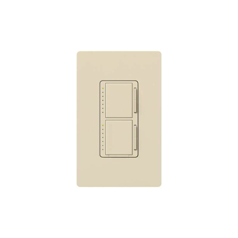 Lutron MA-L3L3 Maestro 120 Volt 300 Watt Single Pole Dual Digital Fade Sale $61.84 ITEM: bci1851946 ID#:MA-L3L3-ES UPC: 27557411462 :