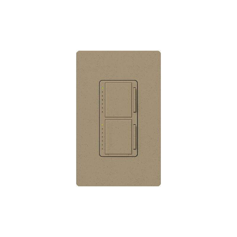 Lutron MA-L3L3 Maestro 120 Volt 300 Watt Single Pole Dual Digital Fade Sale $61.84 ITEM: bci1851956 ID#:MA-L3L3-MS UPC: 27557289047 :