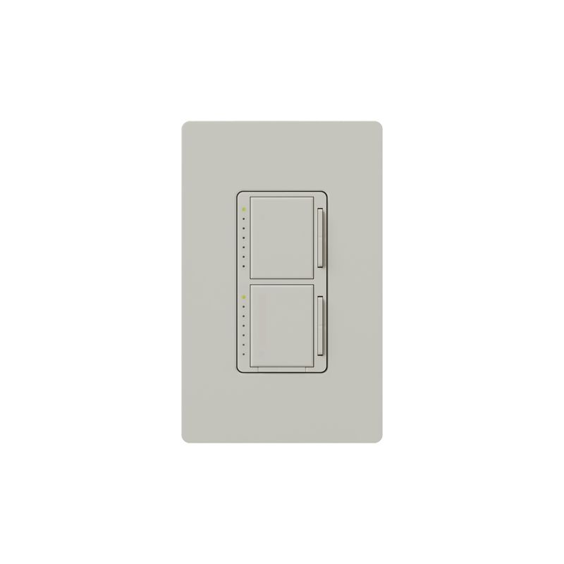Lutron MA-L3L3 Maestro 120 Volt 300 Watt Single Pole Dual Digital Fade Sale $61.84 ITEM: bci1851957 ID#:MA-L3L3-PD UPC: 27557289030 :