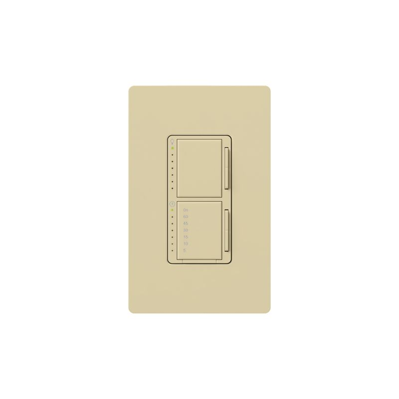 Lutron MA-L3T251 Maestro 120 Volt 300 Watt Single Pole Dual Digital Sale $60.42 ITEM: bci1852007 ID#:MA-L3T251-IV UPC: 27557289702 :