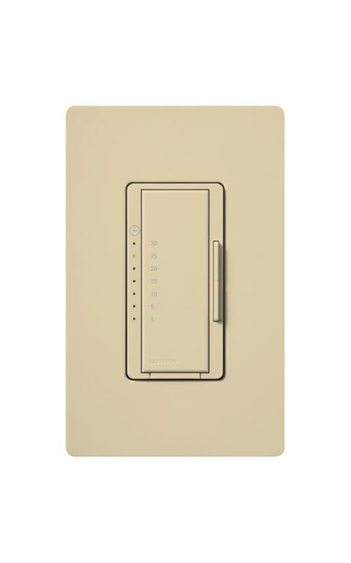 Lutron MA-T530G Maestro 120 Volt 600 Watt Single Pole Eco-Timer with Sale $39.41 ITEM: bci1852096 ID#:MA-T530G-IV UPC: 27557663229 :