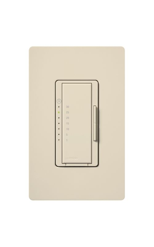 Lutron MA-T530G Maestro 120 Volt 600 Watt Single Pole Eco-Timer with Sale $39.41 ITEM: bci1852097 ID#:MA-T530G-LA UPC: 27557663236 :