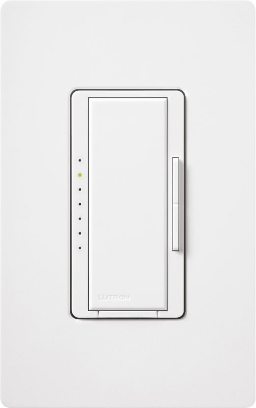 Lutron MALV-1000 Maestro 120 Volt 1000 Watt Single Pole/Multi Location Sale $97.97 ITEM: bci1023293 ID#:MALV-1000-WH UPC: 27557687638 :