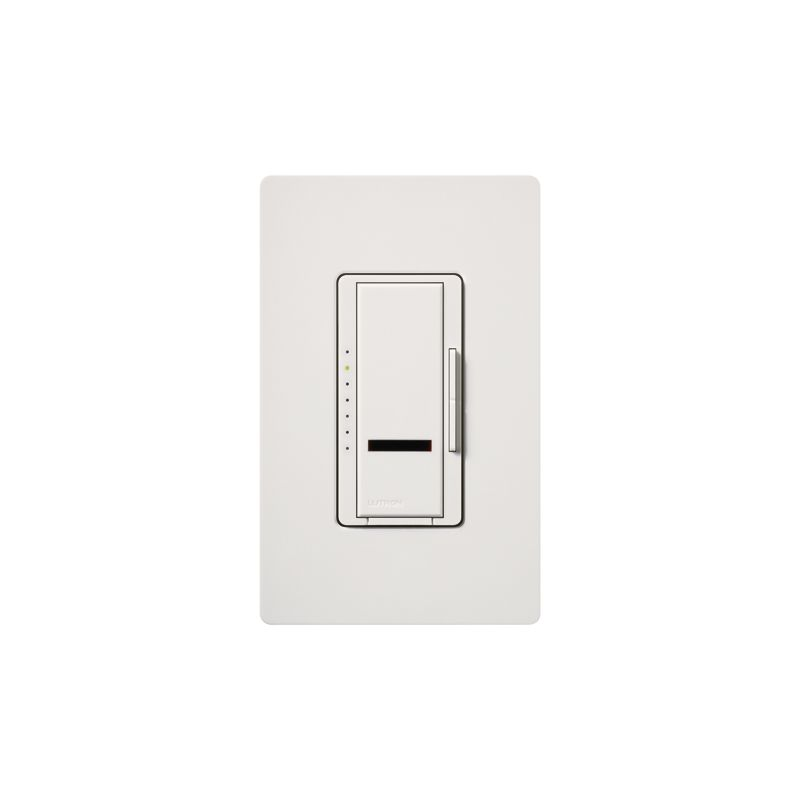 Lutron MIR-WH 120 Volt Single Pole Incandescent / Halogen Digital Fade Sale $78.22 ITEM: bci1865901 ID#:MIR-1000-WH UPC: 27557162708 :