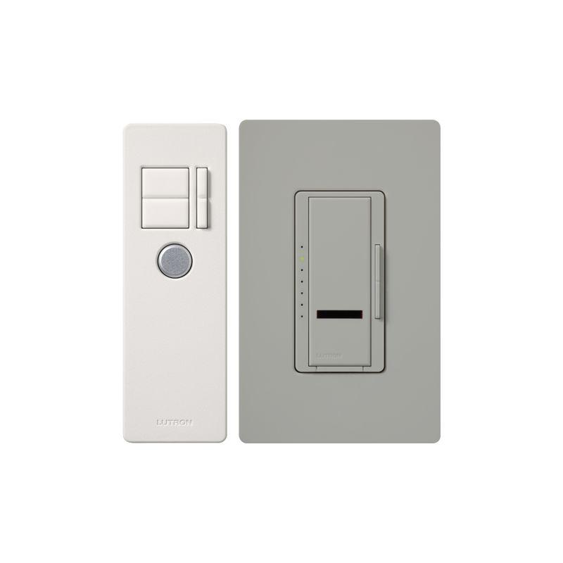 Lutron MIR-1000T Maestro IR 120 Volt 1000 Watt Single Pole Sale $93.13 ITEM: bci1852356 ID#:MIR-1000T-GR UPC: 27557261357 :