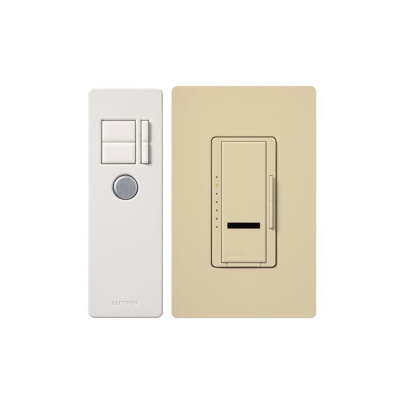 Lutron MIR-600T Maestro IR 120 Volt 600 Watt Single Pole Incandescent Sale $44.48 ITEM: bci1852467 ID#:MIR-600T-IV UPC: 27557260831 :