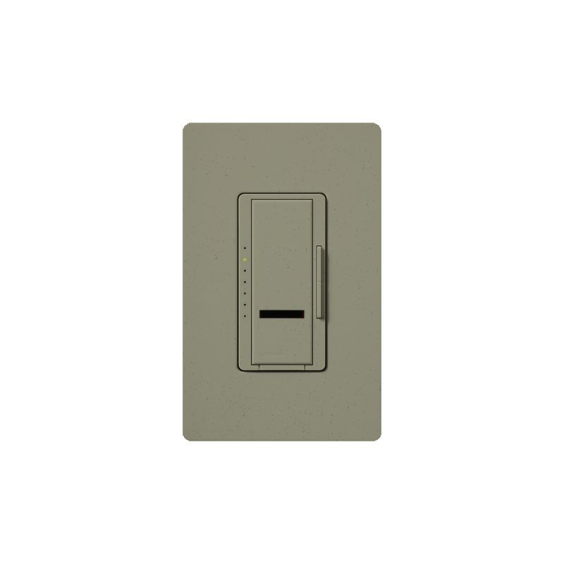 Lutron MIR-FQ4FMT Maestro IR 120 Volt 4 Ampere Single Pole / Multi Sale $112.87 ITEM: bci1852210 ID#:MIR-FQ4FMT-GB UPC: 27557271080 Lutron MIR-FQ4FMT Maestro IR 120 Volt 4 Ampere Single Pole / Multi Location Digital Quiet 7-speed IR Fan Control for up to 4 Fans with Included IR Remote Quiet 7-speed setting delivers enhanced comfort. 1 amp per fan, controls up to 4 fans. Maestro IR fan controls provide convenient control of up to 4 fans, all from an intuitive remote control (MIR-ITFS-F). The Maestro IR fan/light controls work with virtually all existing wiring and coordinate with the entire family of Maestro® dimmers, switches and accessories The Maestro IR dimmer and remote provides convenient infrared remote control of lighting. The dimmer is part of the Maestro family of light controls, fan controls, and timers. Maestro IR comes in a full range of colors, so dimmers complement any décor. Lutron MIR-FQ4FMT Features: LEDs glow softly to find dimmer easily in the dark and show preset level when the fan is off - only applies to model with fan & light Maestro IR provides infrared remote control of fans and offers 7 quiet speeds for enhanced comfort Power failure memory — Maestro IR remembers your settings even after a power interruption Recall your favorite fan speed as you enter the room Adjust fan speed from up to 3 locations Works with virtually all existing wiring Use the canopy module to control light & fan independently from a single switch To control multiple fans, use one canopy module per fan Maestro IR offers a full range of designer controls that allow you to adjust your fans and lights from anywhere in the room IR Remote Control Included Lutron MIR-FQ4FMT Specifications: Multi-Location Amperage: 4 Voltage: 120 The story of Lutron began in a makeshift lab in a New York City home in 1959 where Joel Spira emerged with a radical new innovation in home lighting: the solid-state rotary dimmer. In almost 50 years of innovation, Lutron has invented hundreds of lighting control devices and systems, and expanded their product offering from 2 products to 15,000. Lutron dimmers not only set the perfect mood in a home, they also reduce energy consumption and extend lamp life. Taken as a whole, Lutron light controls have reduced electrical use by 9.2 billion kWh, reducing their customers' electric bills by $1 billion annually. The company has advanced the technology of lighting control while focusing on exceptional quality and design. Since the beginning, the company has maintained exceptional service, offering 24-hour technical support for its products, and a friendly customer service department. :