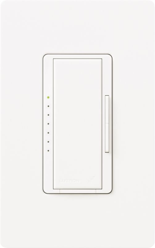 Lutron MRF2-MLV-WH 120 Volt Single Pole / Multi Location Magnetic Low Sale $76.36 ITEM: bci1865910 ID#:MRF2-6MLV-WH UPC: 27557665315 :