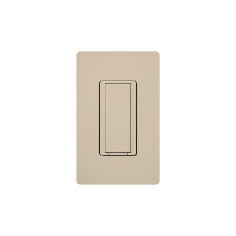 Lutron MA-AS Maestro 120 Volt Companion Switch Taupe Lighting Controls