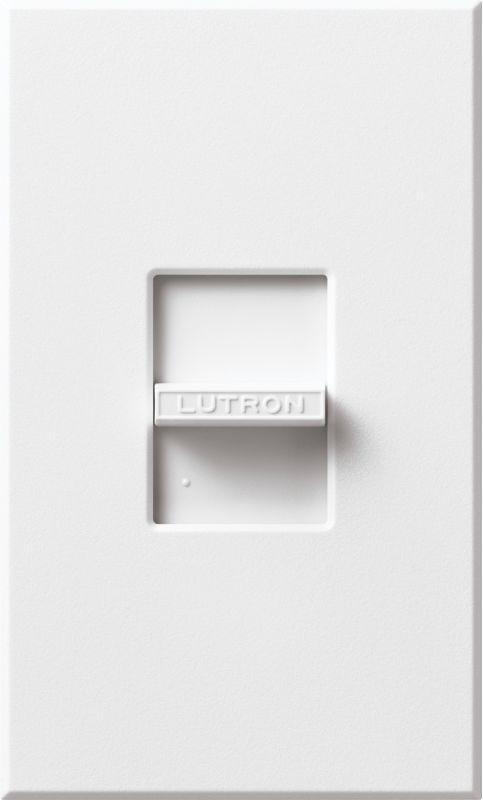 Lutron NFTU-5A Nova 5 Ampere Single Pole Small Control Fluorescent