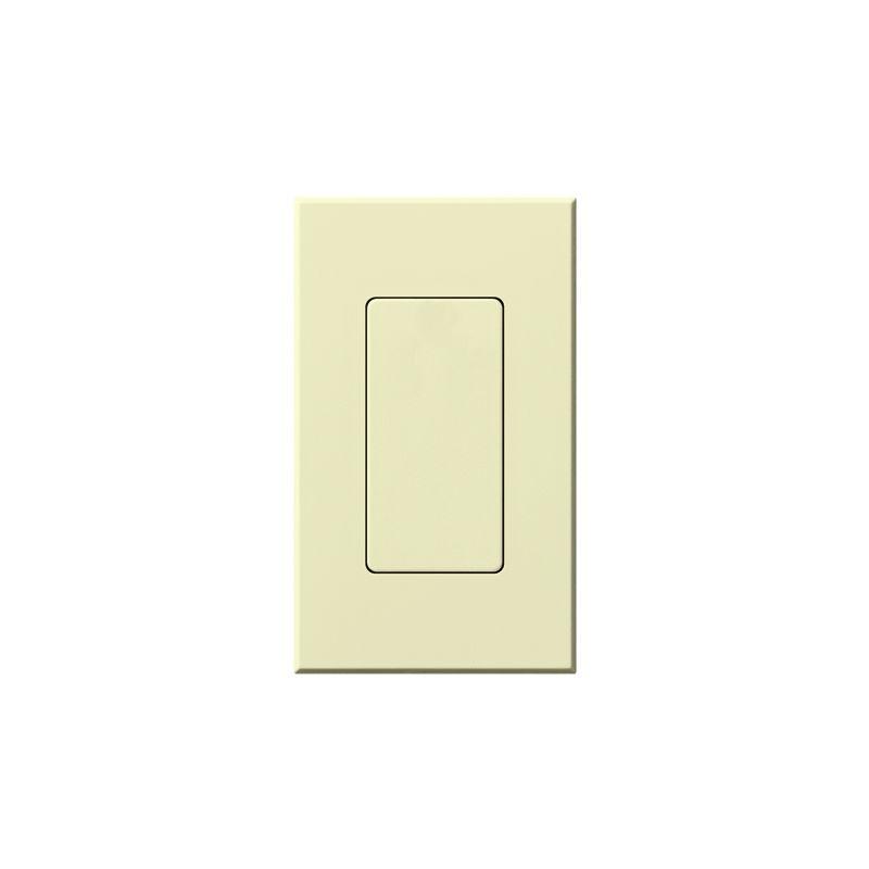Lutron NT-BI Nova T Blank Insert Almond Indoor Lighting Wall Plates
