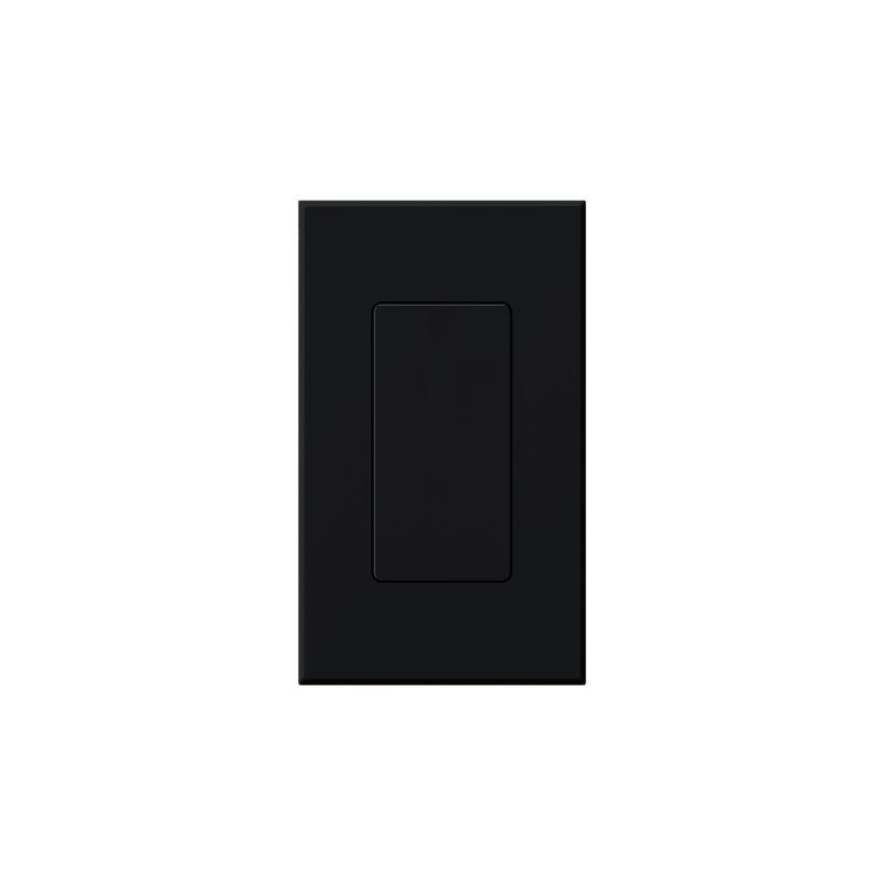 Lutron NT-BI Nova T Blank Insert Black Indoor Lighting Wall Plates