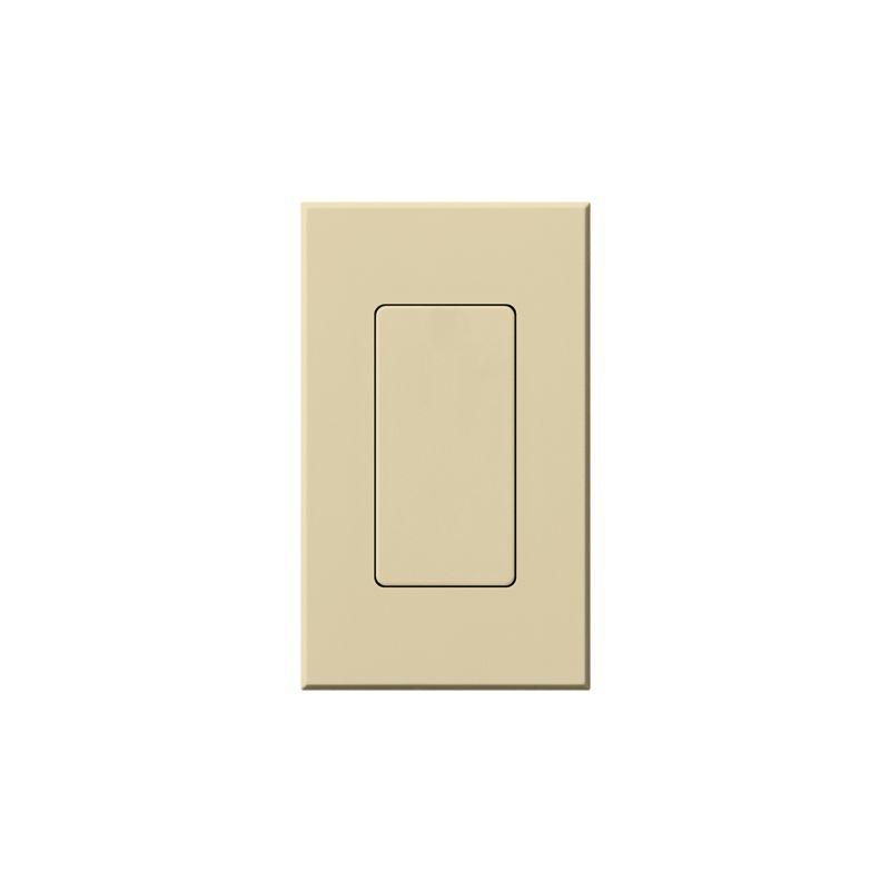 Lutron NT-BI Nova T Blank Insert Ivory Indoor Lighting Wall Plates
