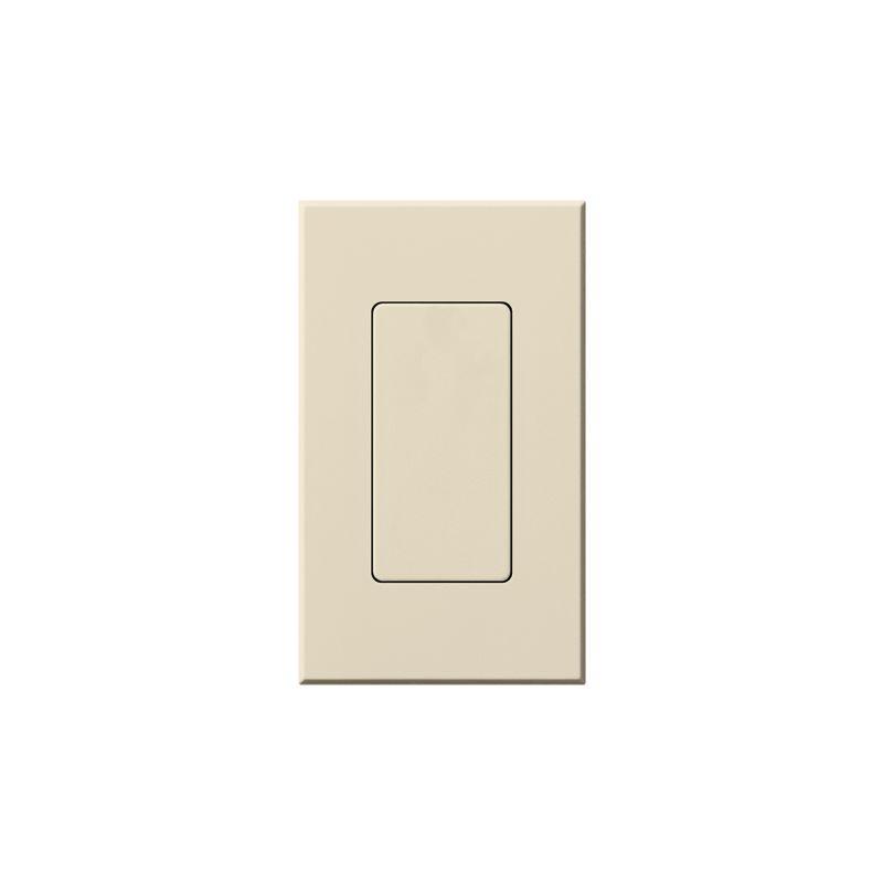 Lutron NT-BI Nova T Blank Insert Light Almond Indoor Lighting Wall