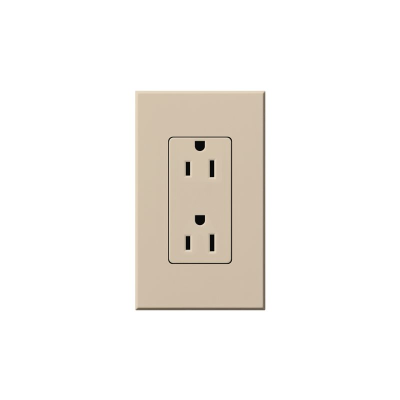 Lutron NTR-15 Architectural 125 Volt 15 Ampere Duplex Receptacle for Sale $19.07 ITEM: bci1854232 ID#:NTR-15-TP UPC: 27557689014 :