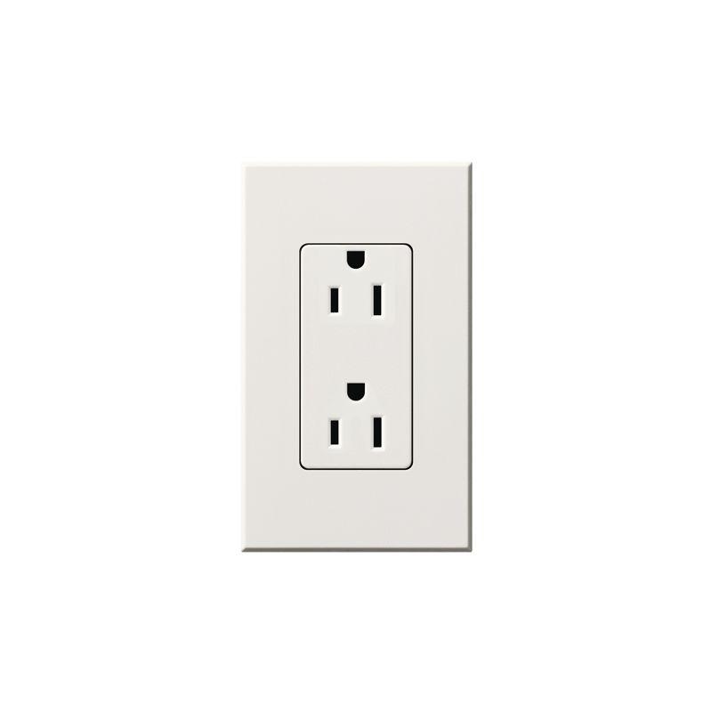 Lutron NTR-15 Architectural 125 Volt 15 Ampere Duplex Receptacle for Sale $19.07 ITEM: bci1854243 ID#:NTR-15-WH UPC: 27557392853 :