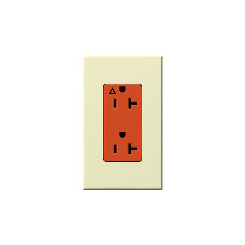 Lutron NTR-20-IG-OR Architectural 125 Volt 20 Ampere Isolated Ground Sale $51.93 ITEM: bci1854299 ID#:NTR-20-IG-OR-AL UPC: 27557092531 :