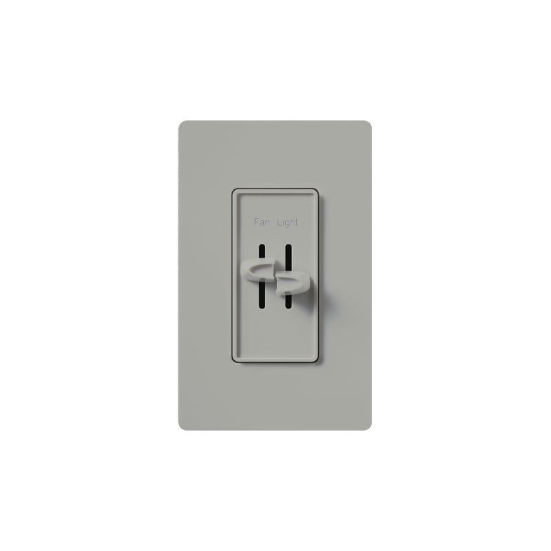 Lutron S2-LF Skylark 120 Volt 300 Watt 2.5 Ampere Single Pole Dual