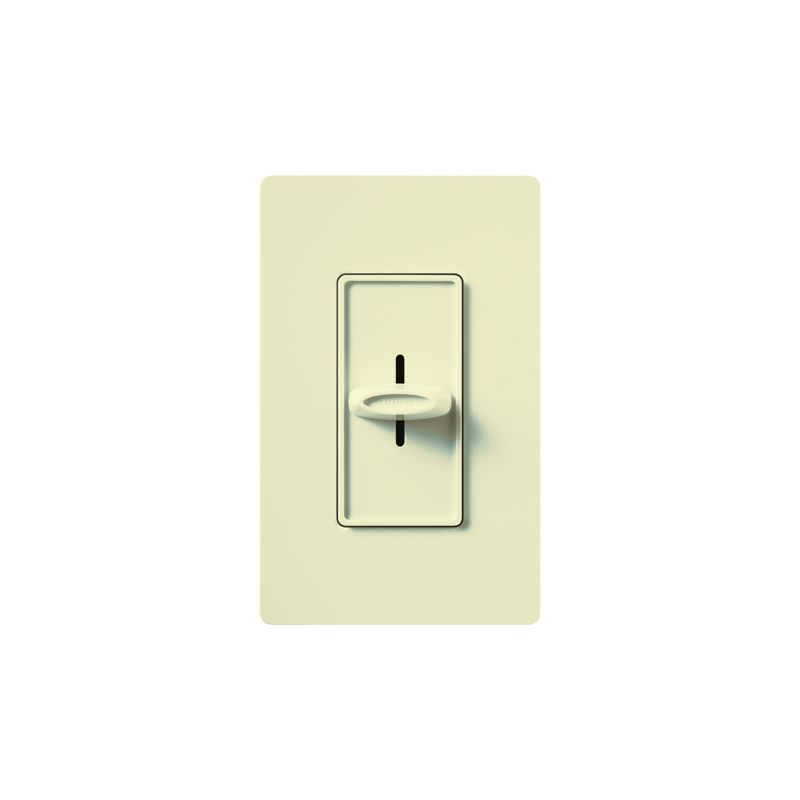 Lutron S--AL 120 Volt Single Pole Incandescent / Halogen Slide-to-Off Sale $45.82 ITEM: bci1865927 ID#:S-1000-AL UPC: 27557691369 :