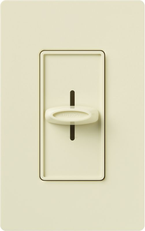 Lutron S-AL 120 Volt Single Pole Incandescent / Halogen Slide-to-Off Sale $13.48 ITEM: bci1865926 ID#:S-600-AL UPC: 27557691352 :