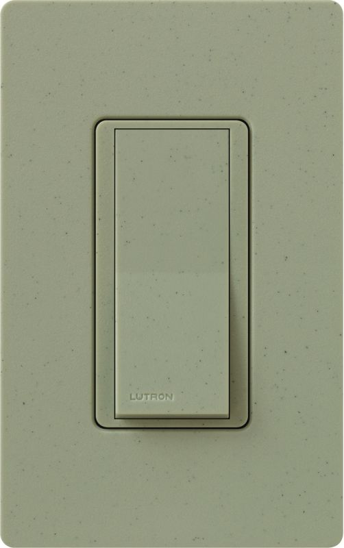 Lutron CA-1PSH Claro Single Pole Designer Switch Greenbriar Lighting