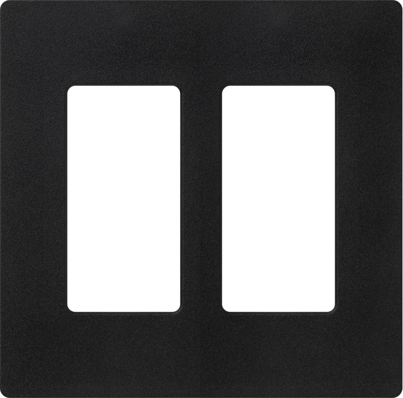 Lutron CW-2 Claro Two Gang Designer Wall Plate Midnight Wall Controls Sale $12.44 ITEM: bci1855900 ID#:SC-2-MN UPC: 27557508476 :