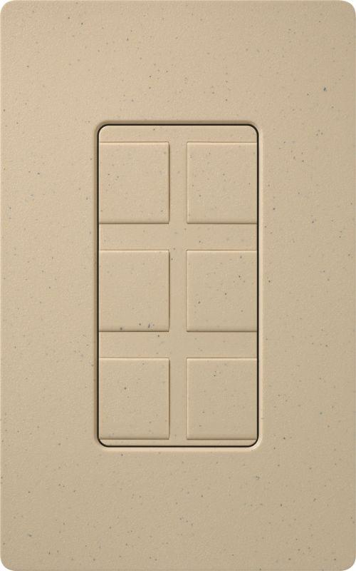 Lutron CA-6PF Claro Designer Six Port Blank Frame Desert Stone Indoor Sale $19.00 ITEM: bci1856052 ID#:SC-6PF-DS UPC: 27557062015 :