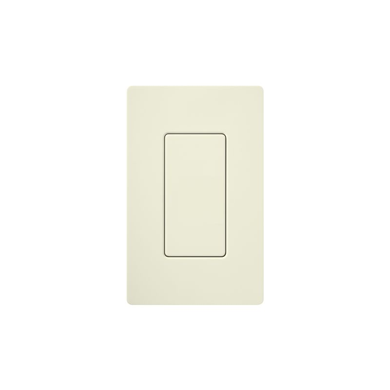 Lutron DV-BI Claro Designer Blank Insert Biscuit Indoor Lighting Wall