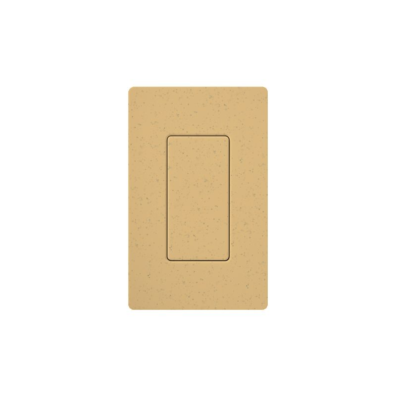 Lutron DV-BI Claro Designer Blank Insert Goldstone Indoor Lighting