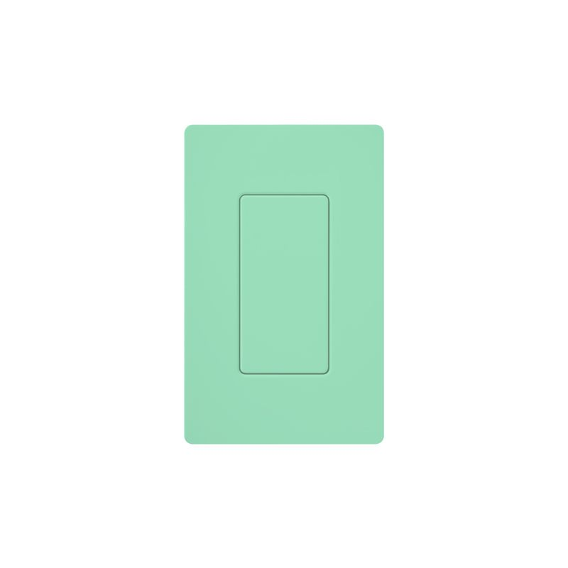 Lutron DV-BI Claro Designer Blank Insert Sea Glass Indoor Lighting
