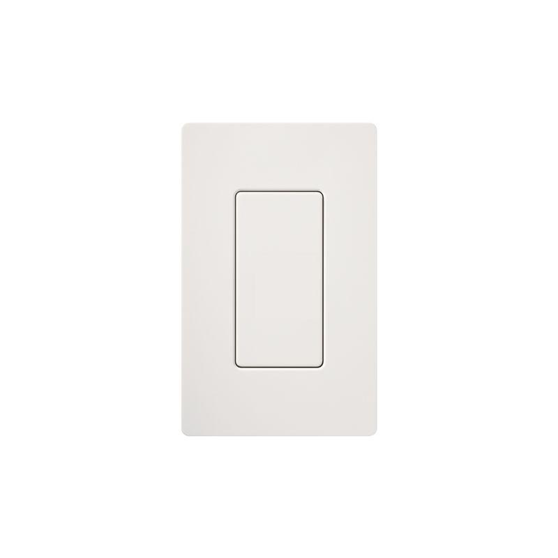 Lutron DV-BI Claro Designer Blank Insert Snow Indoor Lighting Wall