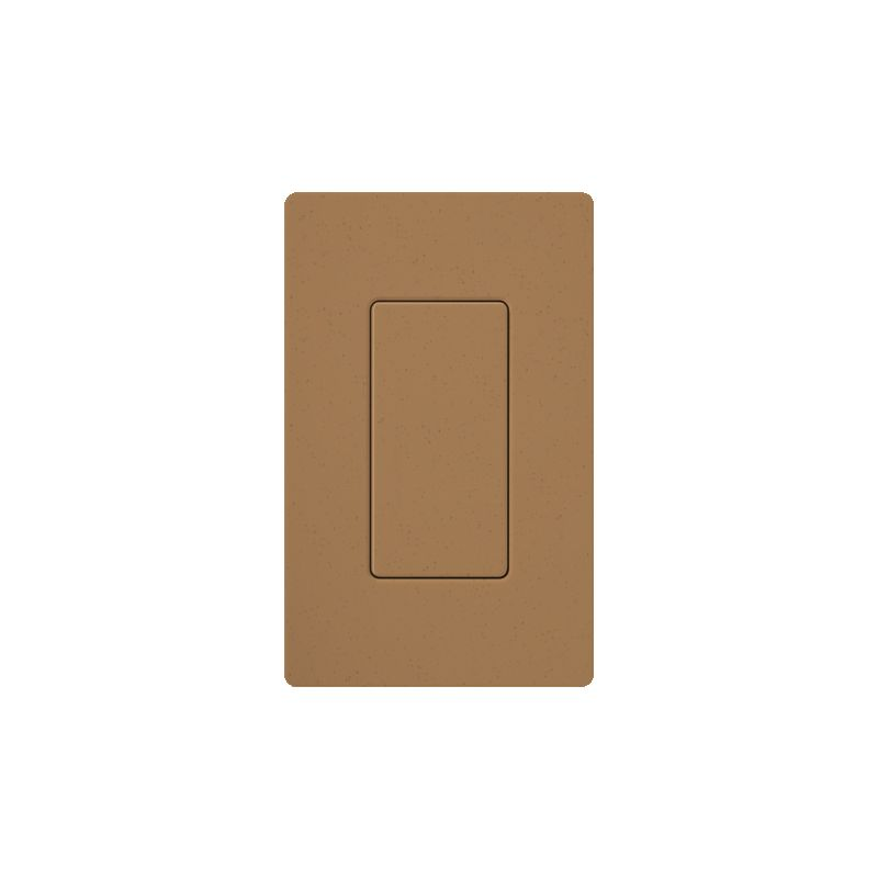 Lutron DV-BI Claro Designer Blank Insert Terracotta Indoor Lighting
