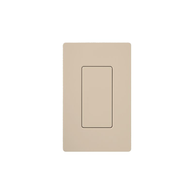 Lutron DV-BI Claro Designer Blank Insert Taupe Indoor Lighting Wall