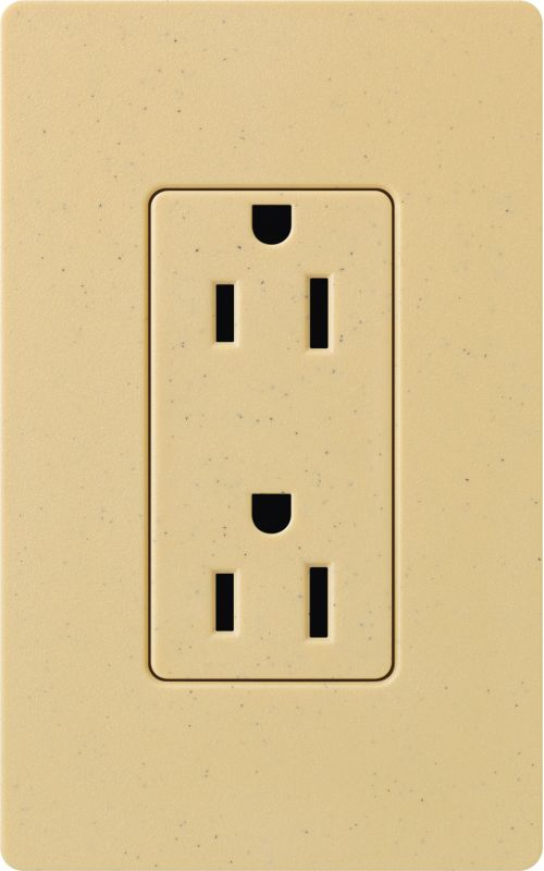 Lutron CAR-15H Claro Canada 15 Ampere 125 Volt Designer Two Outlet Sale $10.36 ITEM: bci1856140 ID#:SCR-15-GS UPC: 27557265638 :