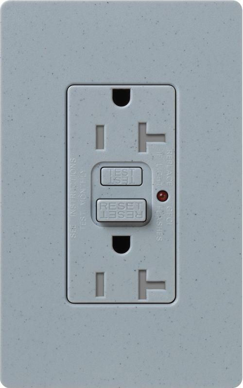 Lutron SCR-20-GFTR Claro 20 Ampere 125 Volt Designer Two Outlet Tamper Sale $48.65 ITEM: bci1856246 ID#:SCR-20-GFTR-BG UPC: 27557630566 :
